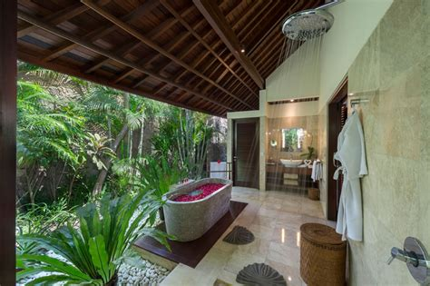 Amazing Open-Air Villa Bathrooms You Will Find in Bali