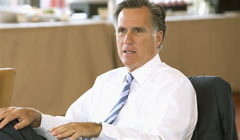 Mitt Romney Know Your Values, Encourage Dissent, And Take