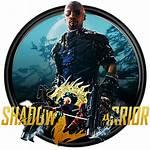Warrior Shadow Icon Outlawninja Dock Charge Load