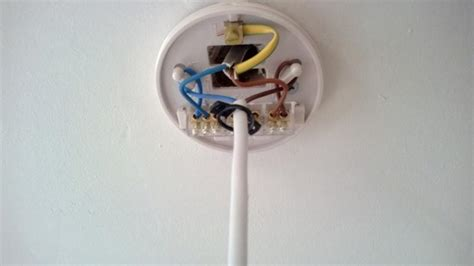 help new light fitting wires diynot forums