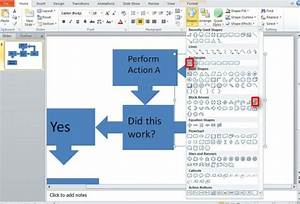 best way to make a flow chart in powerpoint 2010 With how to make a template in powerpoint 2010
