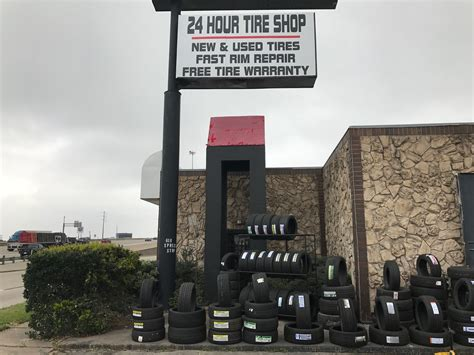 24 Hour Tire Shop Houston, Houston Texas (TX