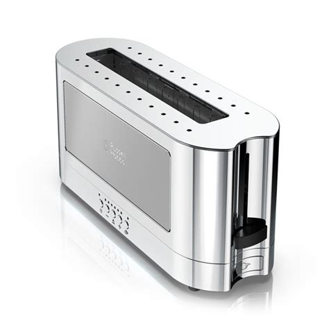 hobbs toaster glas 2 slice stainless steel toaster silver glass hobbs