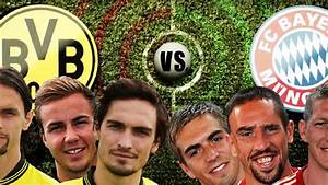DORTMUND vs. BAYERN - Champions League RAP BATTLE - YouTube