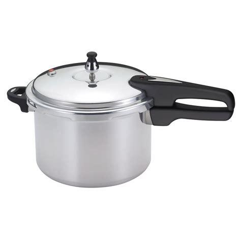 best cooker shop mirro 8 quart aluminum stove top pressure cooker at lowes com