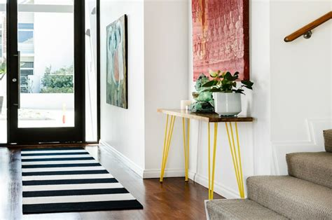 entree de maison moderne maison moderne 224 la d 233 co 233 clectique en australie