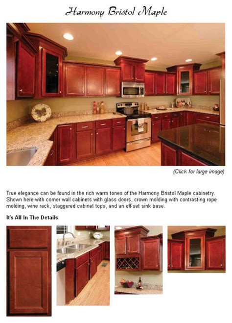 Kountry Cabinets Nappanee In by Kountry Wood Products
