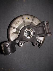 90 91 92 93 Mazda Miata Oem Wheel Spindle Knuckle  U0026 Hub