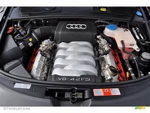 2008 Audi A6 4 2 Quattro Sedan 4 2 Liter Fsi Dohc 32