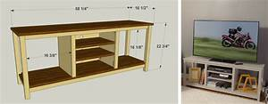 Easy-to-Build TV Stand - Kreg Tool Company