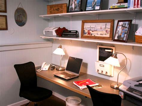 Decorando O Home Office : Dicas De Decoração Para Home Office Masculinos