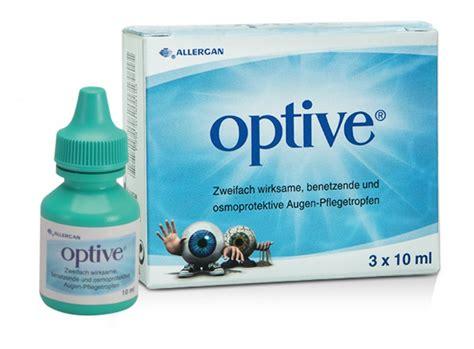 optive augentropfen  ml guenstig bei apothekeat
