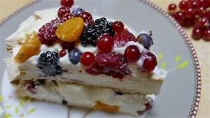 Torte Mit Früchten : pavlova ~ Lizthompson.info Haus und Dekorationen