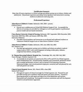 Sample Cv 26 Documents In Pdf Word