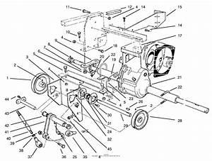 Toro Professional 30611  Groundsmaster 120  1998  Sn