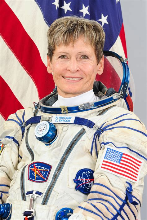 peggy whitson iss expedition  spaceflight