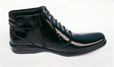 jual sepatu pantofel pdh pria kulit asli rasheda k 07 boot di lapak rashedastore abey18