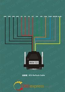 Vvdi Prog Read  Write Chips With Ecu  Mcu  Mc9s12 Reflash