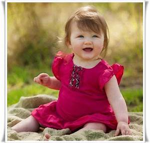 Cute Baby Girl With Blue Eyes, cute babies, cute baby ...