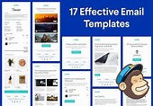 17 Email Templates Huge Bundle - Email   Html email ...