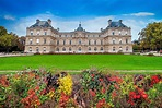 Architectural Buildings of the World: Luxembourg Palace ...