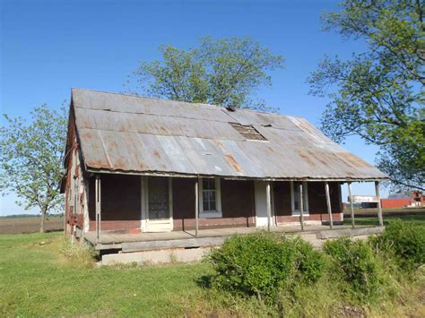 Muddy Waters' House, Stovall Farm, Clarksdale, Mississippi