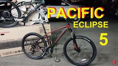 Toko Sepeda Majuroyal Review Pacific Eclipse 5 Shimano 3x8