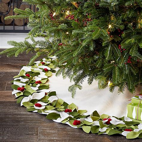 homemade country style christmas tree decorations from