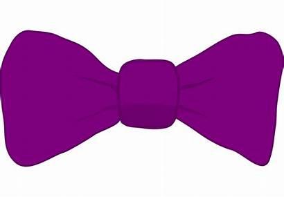 Bow Clipart Preppy Transparent Purple Tie Webstockreview