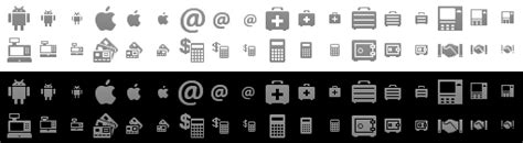 android status bar icons icons for and iphone