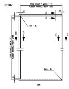 cimc door sealing outer starbox international bv