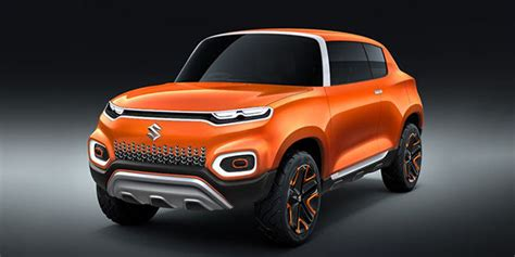 Car Images by Auto Expo 2018 Maruti Suzuki Future S Concept In Pictures
