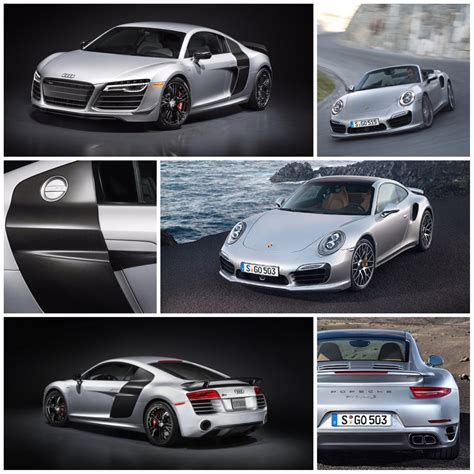 You Choose Audi R8 Competition Or Porsche 911 Turbo S
