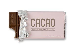 Via smart objects, you can easily customize and change any mockup element. Chocolate Bar Mockup ~ Product Mockups ~ Creative Market