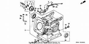 Honda Em2200x A Generator  Jpn  Vin  Gx140
