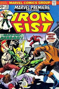 Marvel Premiere #19 / Iron Fist - non-attributed Neal ...
