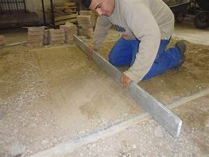 Comment Poser Une Charnière Plate : comment faire une dalle en pav s sur lit de sable ime ~ Dailycaller-alerts.com Idées de Décoration