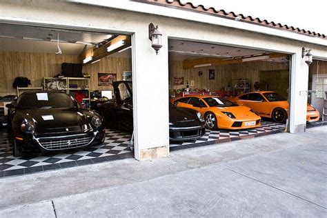 worlds  beautiful garages exotics insane garage picture thread  pics page