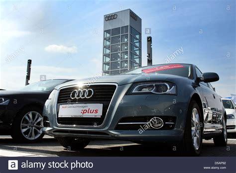 berlin car berlin germany audi cars center berlin adlershof stock photo 54941406 alamy