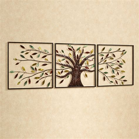 wall art ideas design ever changing tree wall art