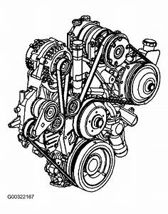 1999 Chevy Silverado Serpentine Belt Diagram