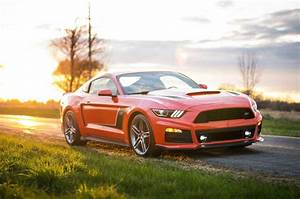 Wild Horse: 2015 Roush Stage 3 Mustang Makes 670 HP
