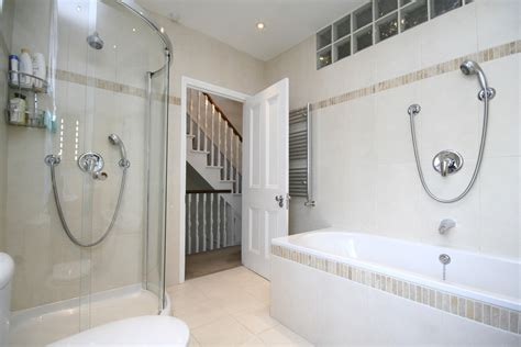 Luxury Bathroom Shower Designs Showers