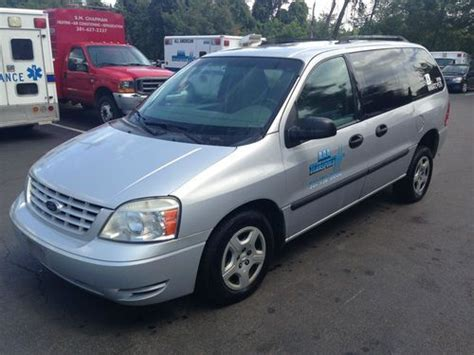 how to sell used cars 2007 ford freestar windshield wipe control sell used 2007 ford freestar wheelchair van handicap vehicle in lothian maryland united states