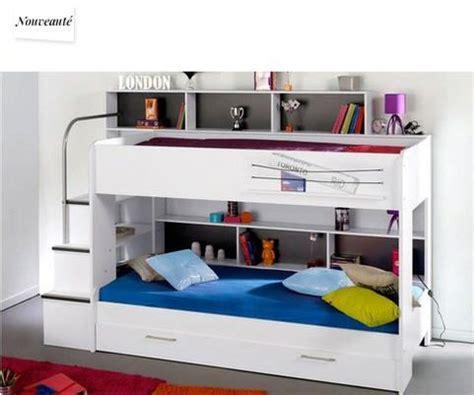 lits superposes 3 suisses les 25 meilleures id 233 es concernant lit superpos 233 pas cher sur lits superpos 233 s de