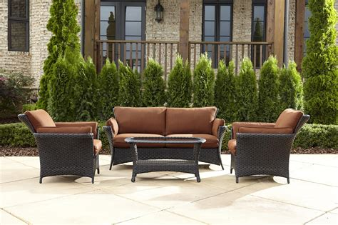 clearence patio furniture kylee lagoon living room set