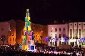 全球最驚豔聖誕樹 新北耶誕城唯一入選 - MOOK景點家
