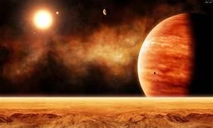 Planeta Marte - Fotos Antes e Depois