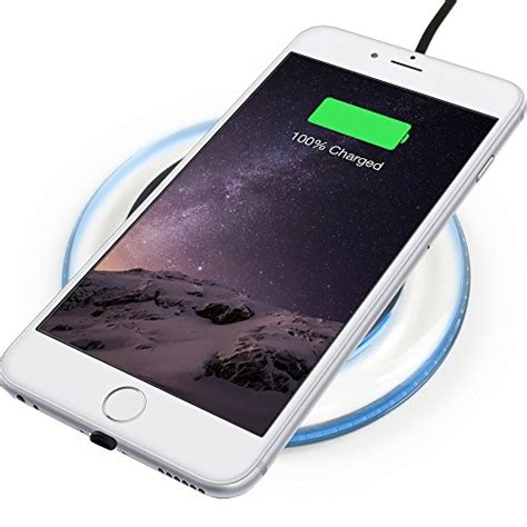wireless charger iphone bezalel iphone 6 6s wireless charger kit qi wireless