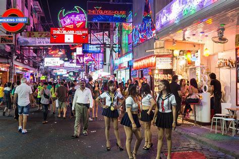 Golfspieler Oder Sex Touristen Behörden Kämpfen Gegen Sündiges Pattaya N Tvde